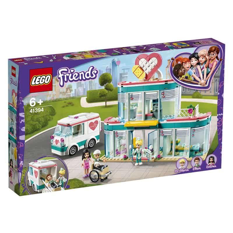 Lego Friends Heartlake City ziekenhuis - Happyland